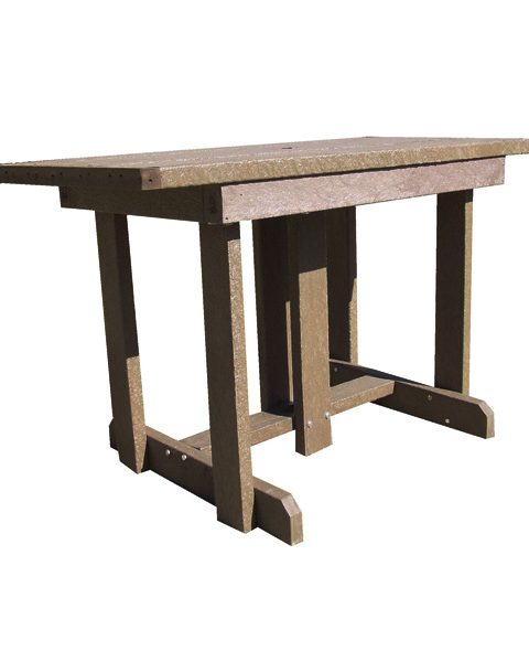 4 Seater Free Standing Table