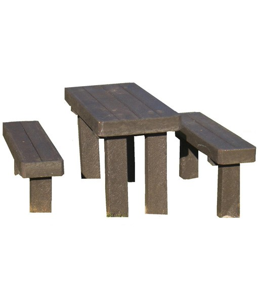 4-Seater-Sleeper-Picnic-Table-No-Back
