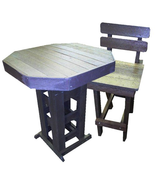 4 seater cocktail table set mctimber structres for Cocktail tables for sale in kzn