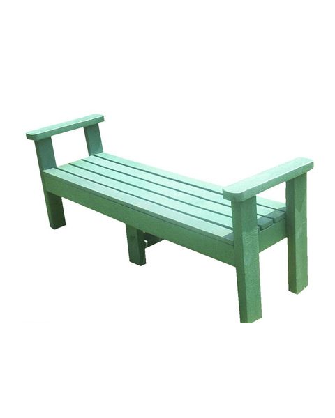 single-ottoman-bench